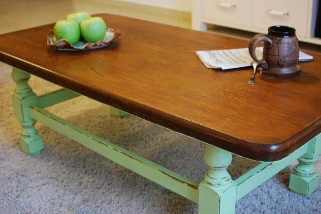 שולחן פרובנסיאלי