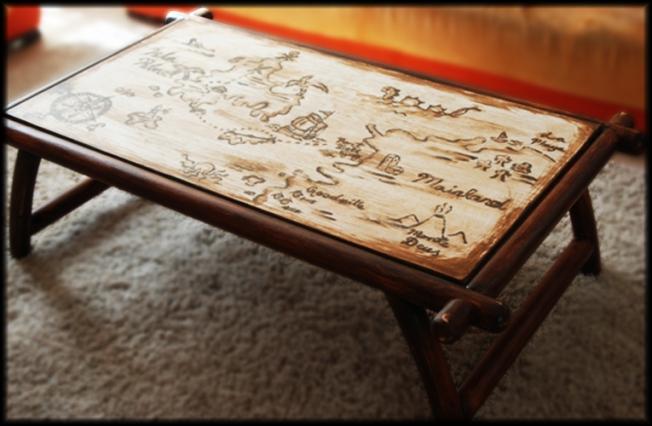 שולחן פיראטים