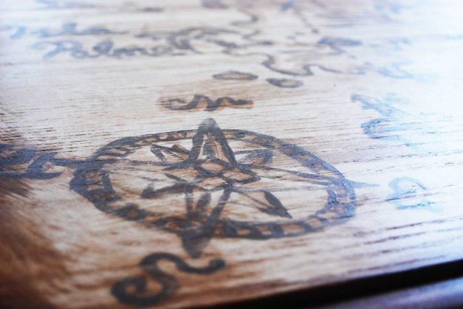 שולחן פיראטים 2