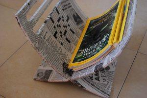 מתקן עיתונים
